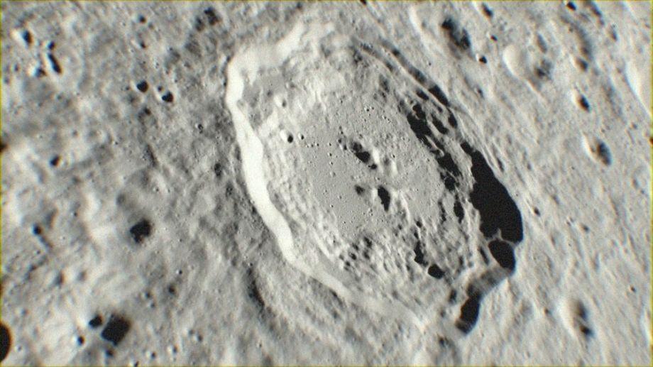 46k月球表面贴图