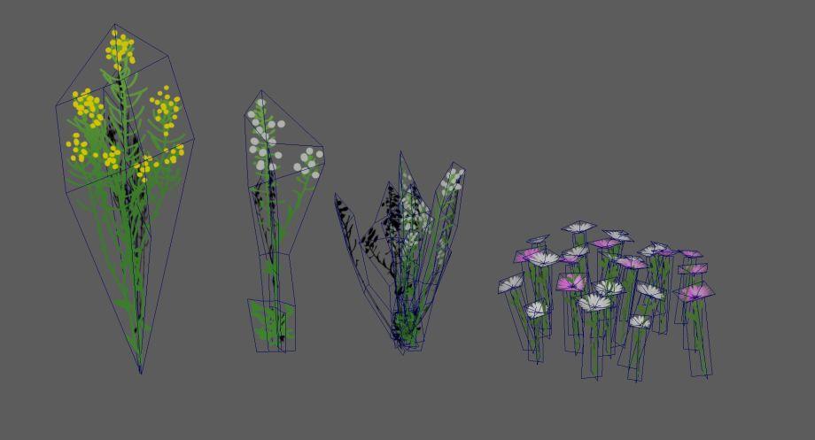 在UE4中创建风格化的自然