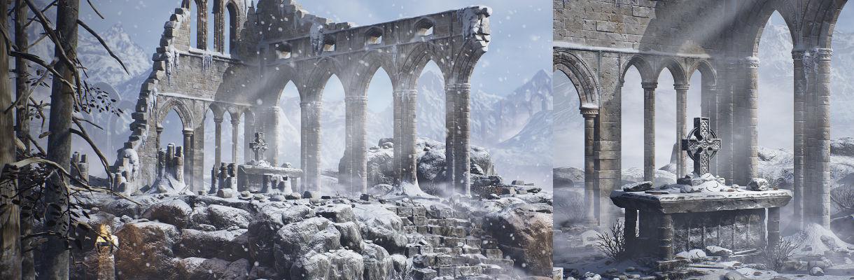 哥特式廟宇環境分類