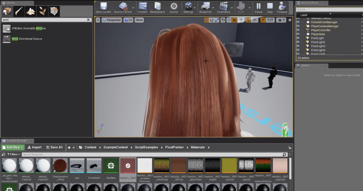 Tutorial: Unreal Engine Hair Shader