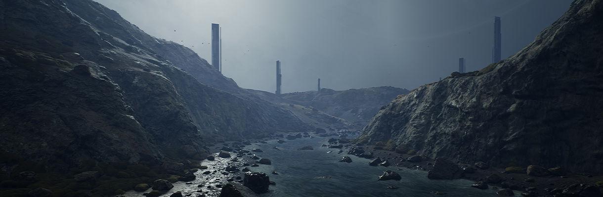 擱淺項目:結合Houdini和UE4在環境藝術中