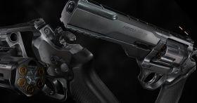 Half-LifePython Revolver Remake