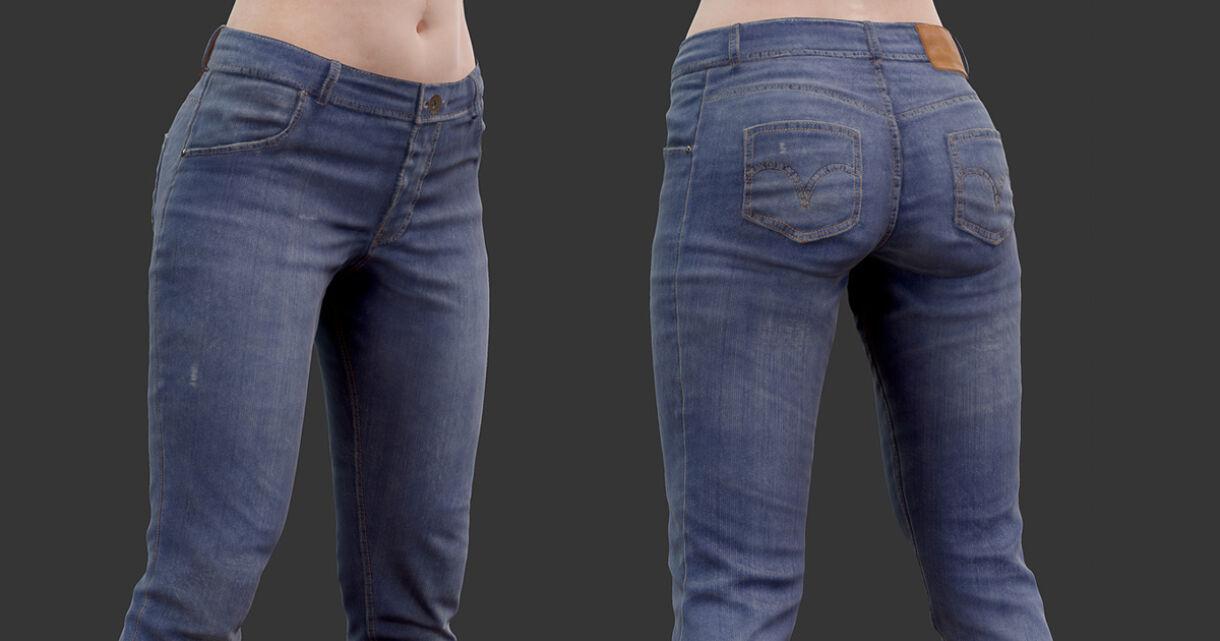 Clothing Studies: Creating Jeans