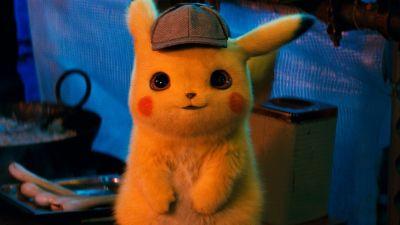 POKÉMON Detective PikachuDebut Trailer