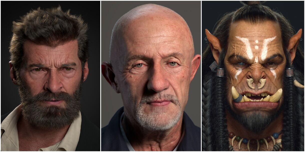 Tips on Realistic Digital Portraits