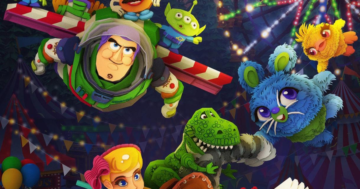 Toy Story 4: Fan Art Project