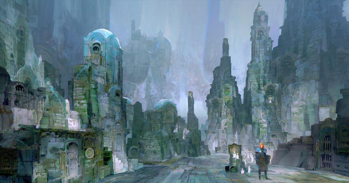 Modular Dungeon Kit by Thomas Scholes