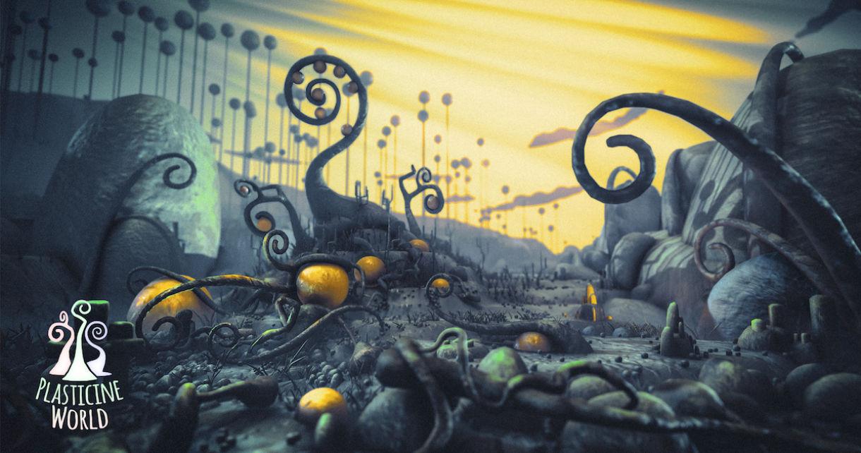 Building Plasticine Worlds in Unity
