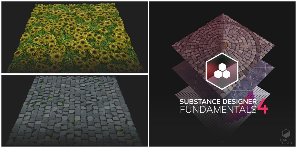 Substance Fundamentals: Color Application