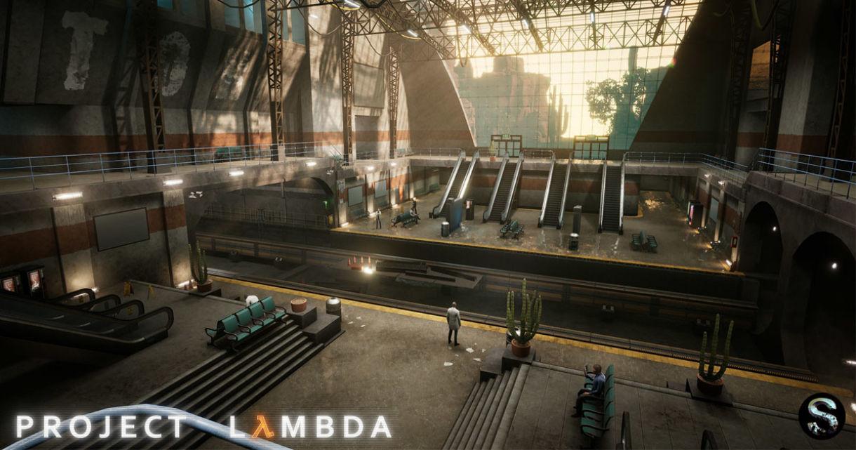 Project Lambda: Half-Life Remake
