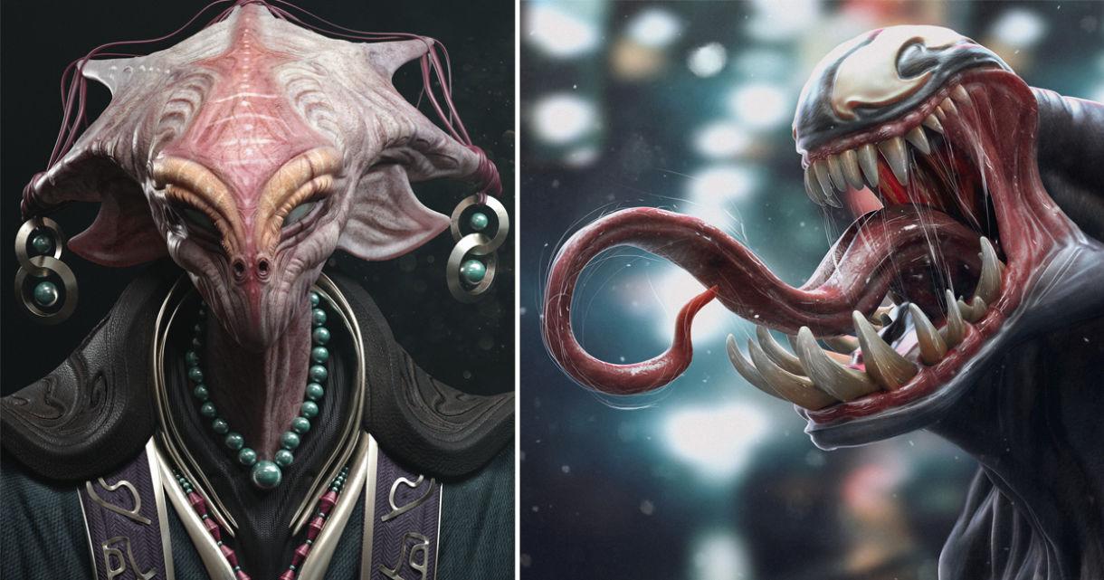 Creature & Character Art Pipeline