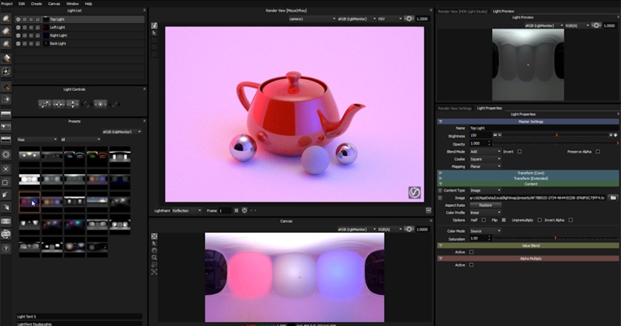 HDR Light Studio Carbon Drop 3 is Out!