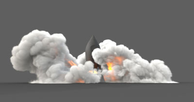 Setting Up Smoke Simulations in Houdini