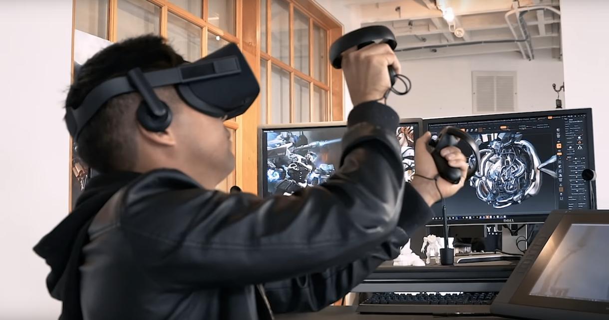 Using Oculus Medium to Build Mechs for Games