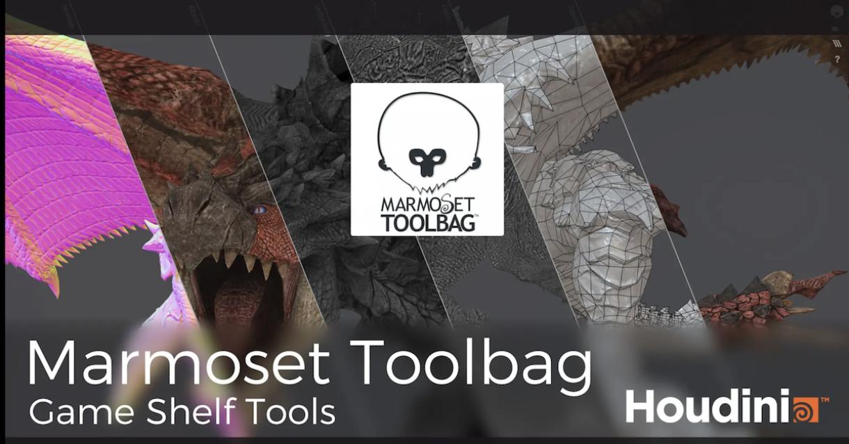 Tutorial: The Marmoset Toolbag ROP HDA