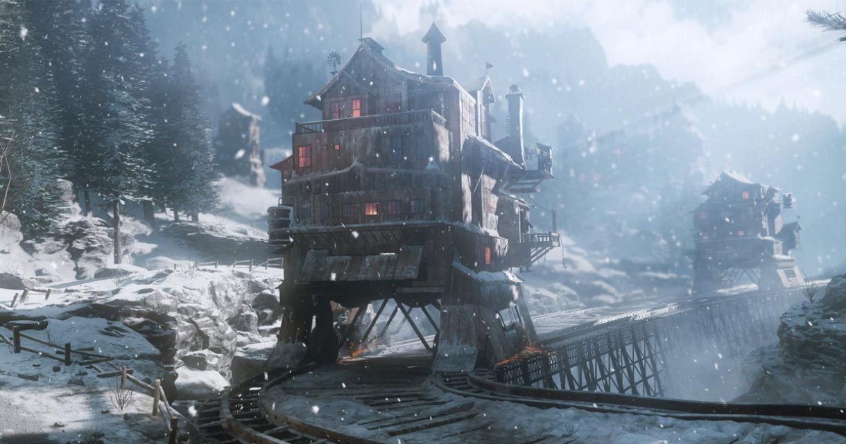 Making Wild West Scene with CryEngine