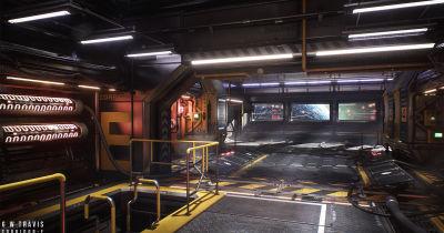 Making a High-Quality Sci-Fi Modular Environment