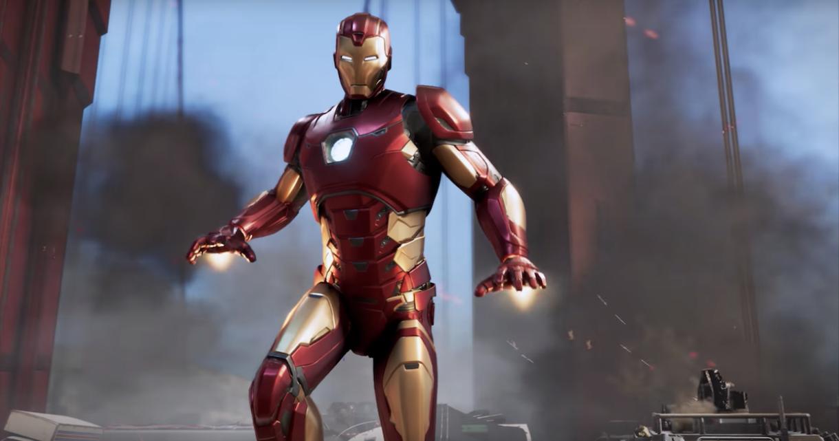 Avengers: First Trailer Revealed