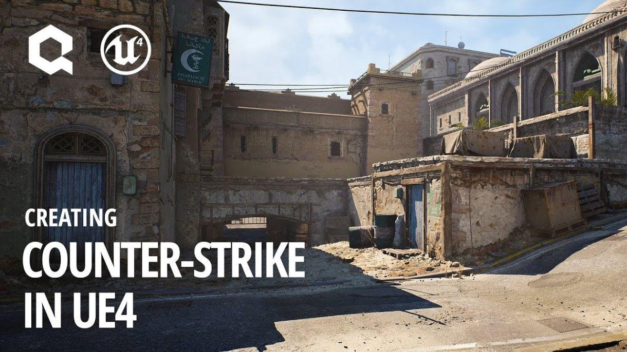 Breakdown: Counter Strike's Map Recreation