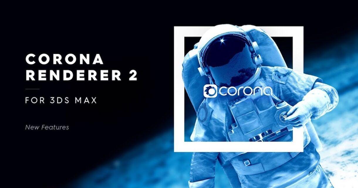 Corona Renderer 2 Available