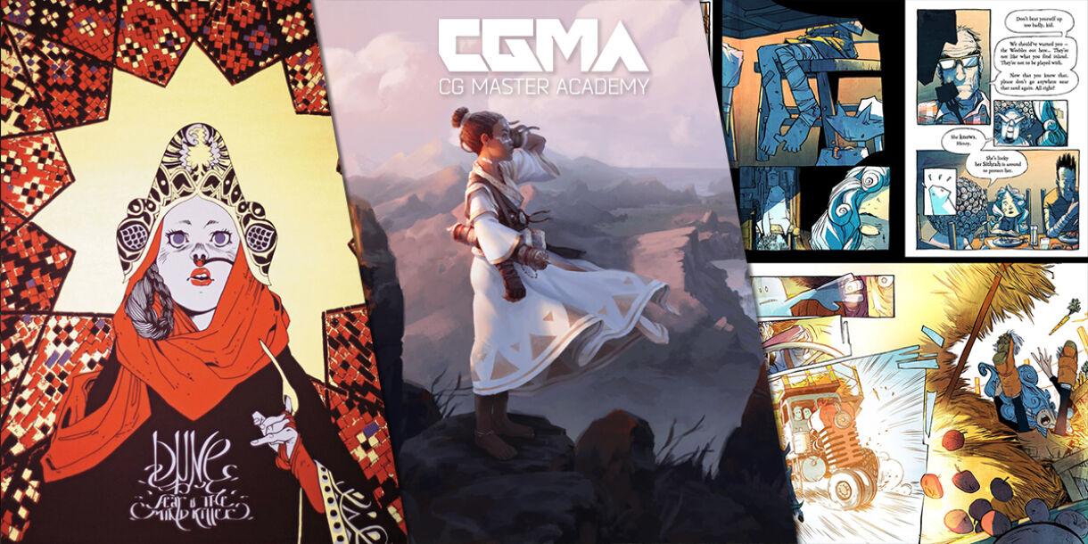 The New Storytelling & IP Development Program at CGMA