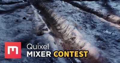 Join the Quixel Mixer Contest