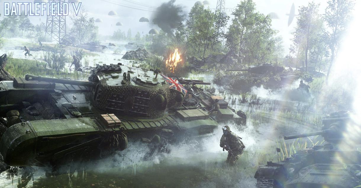 Battlefield V Revealed
