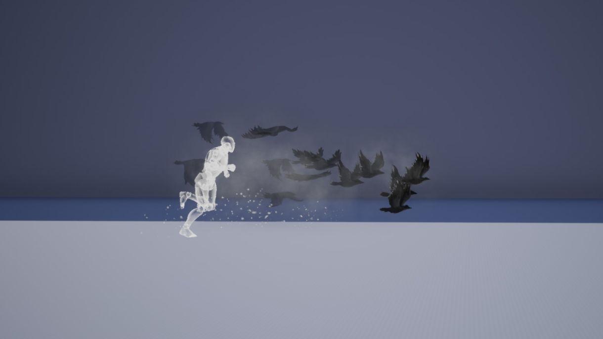 Tutorial: Creating Dashing Effect in Unreal Engine 4