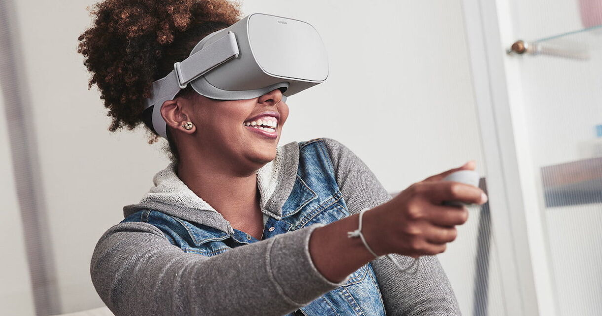 Oculus Go Is Here