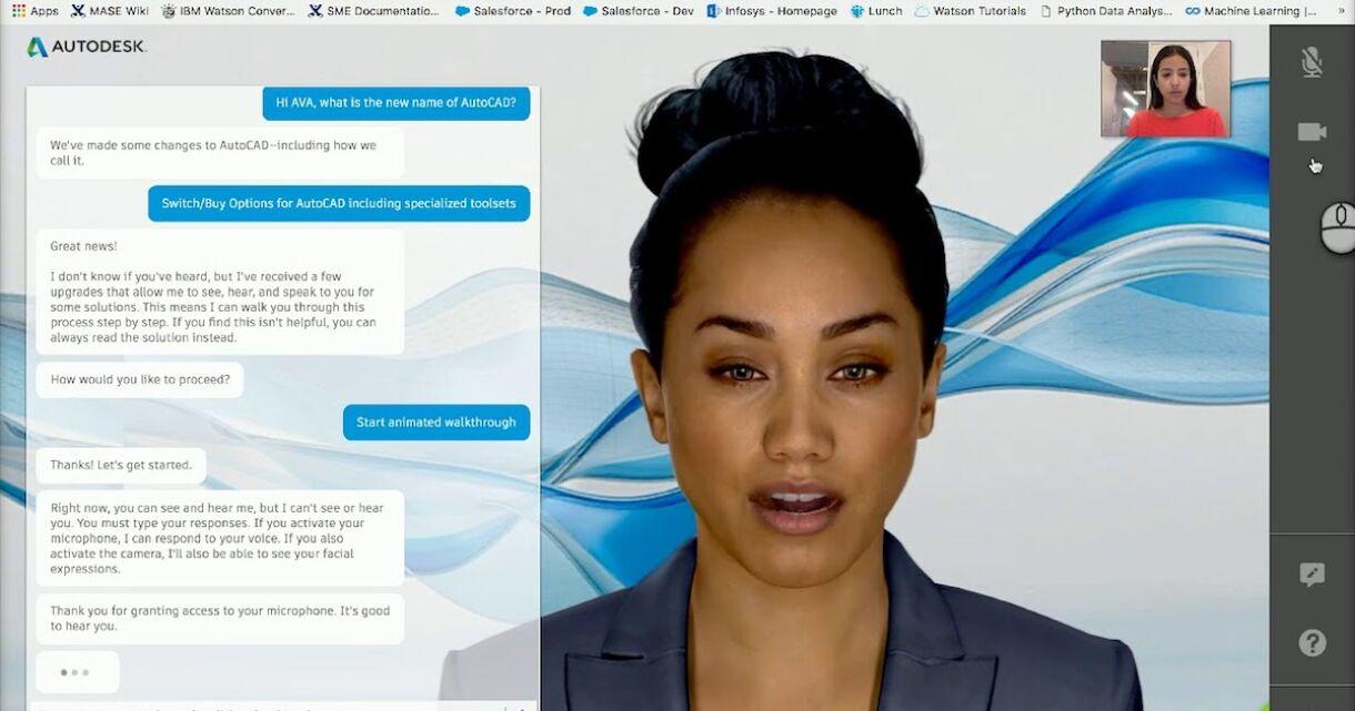 Autodesk Virtual Agent