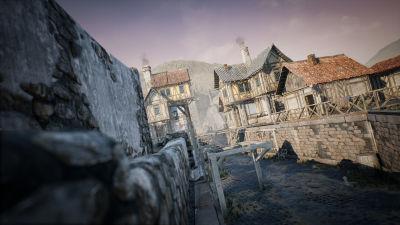 Building Medieval City