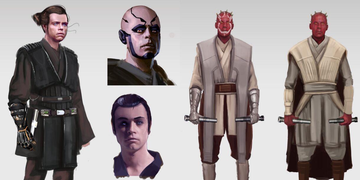 The Art of Canceled Star Wars Battlefront 4