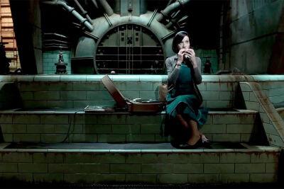 Del Toro's Oscar: VFX of Love