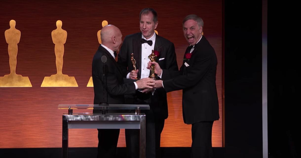 2018 Sci-Tech Awards Honour Houdini