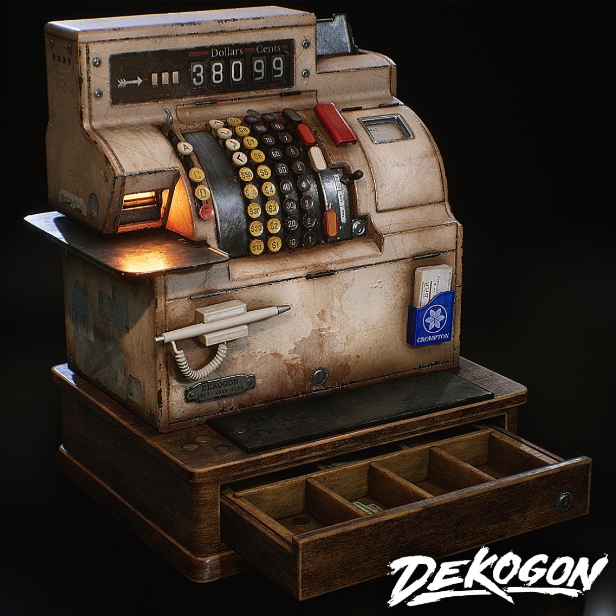 Dekogon Studios: Building Assets for Sale