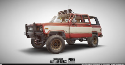 Vehicle Production for Games