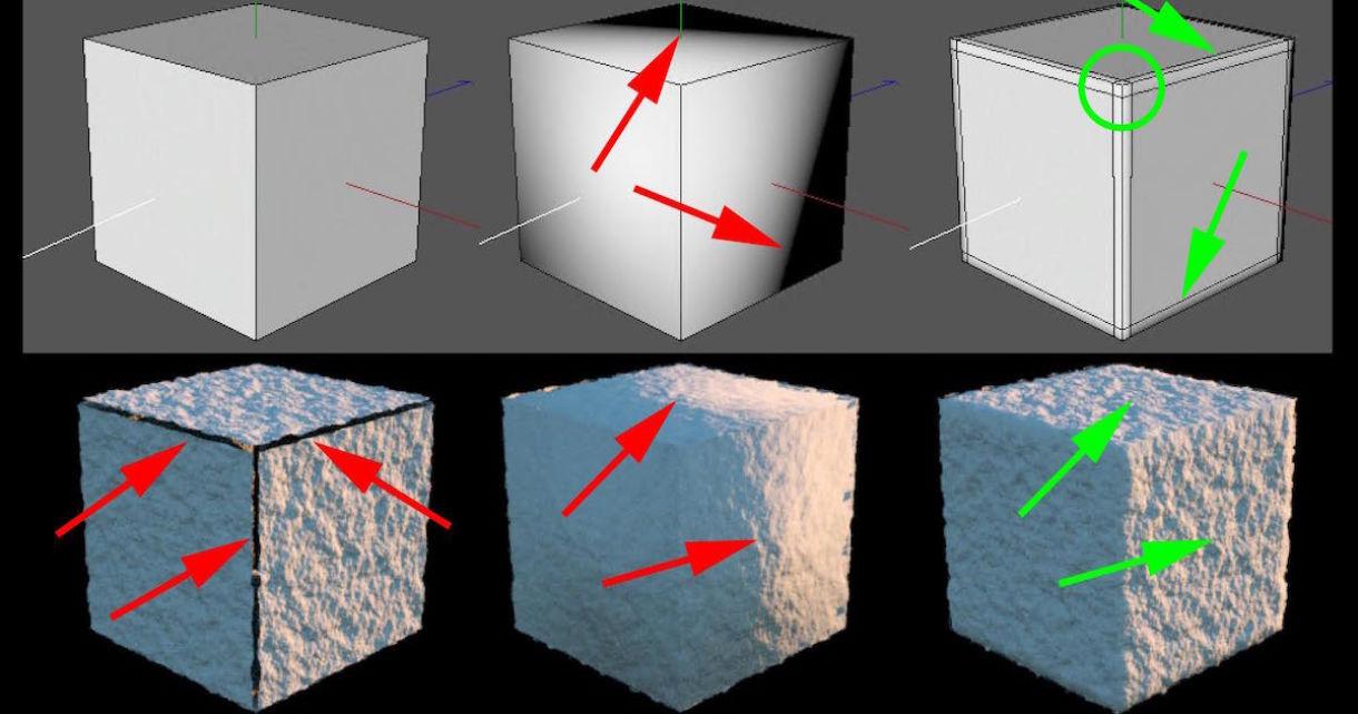 Guide: How To Adjust Octane Render's Pesky Edge Displacement