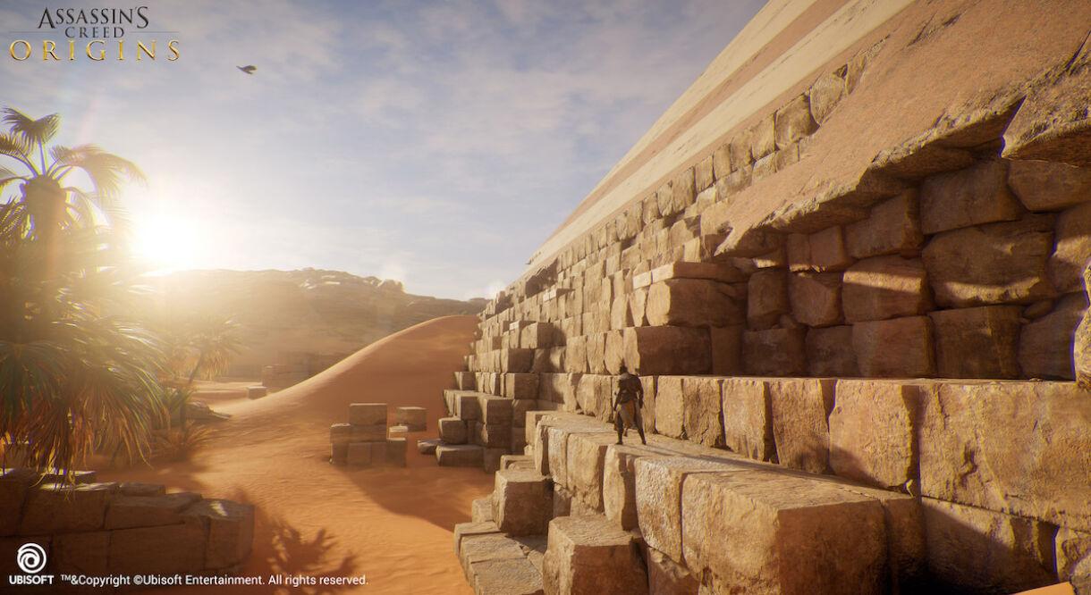 The Pyramids of Assassin's Creed Origins
