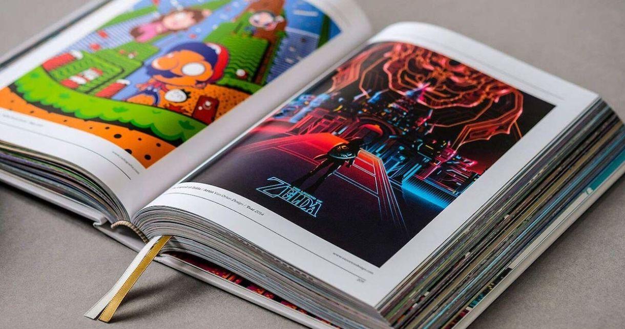 Weekly Art Books: Retro Gaming Edition