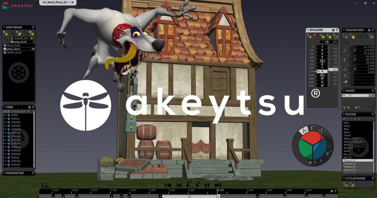 Akeytsu 1.0 is Out!