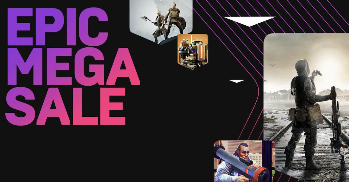 The Epic Mega Sale Announced