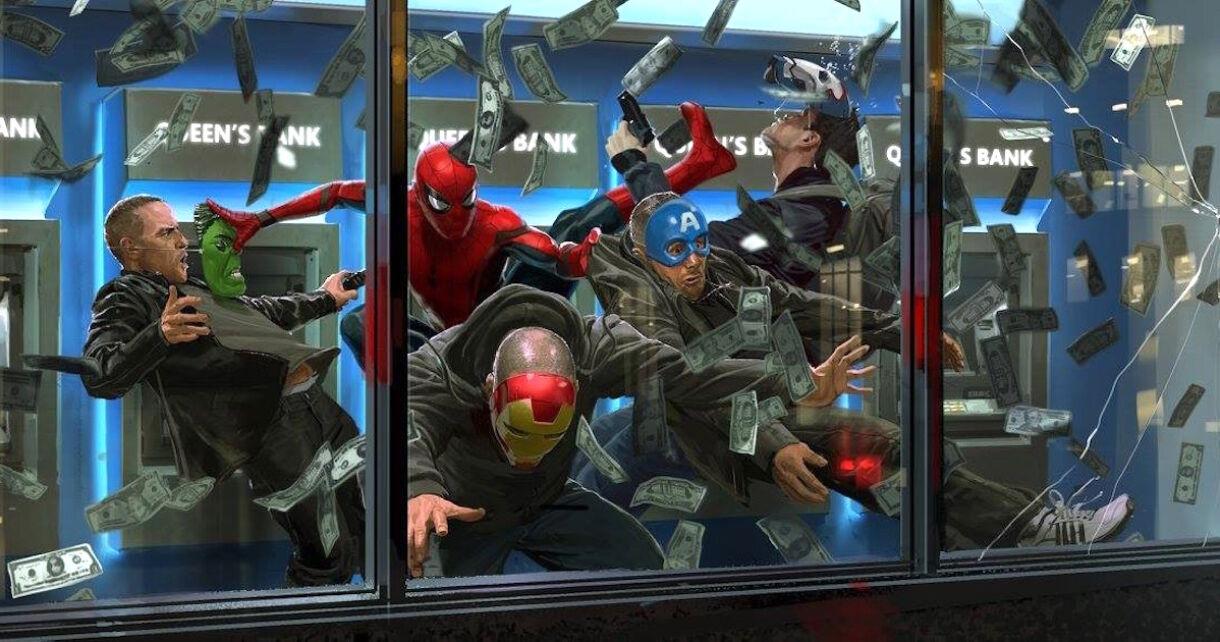 Gnomon: The Art of Spider-Man: Homecoming