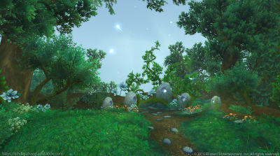 How to Create Skies for 3D Games?