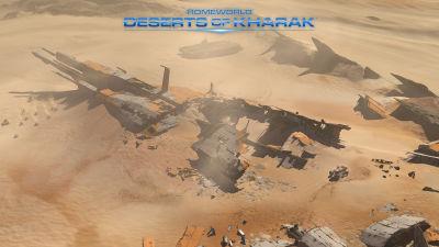 The Creation of Homeworld: Deserts of Kharak