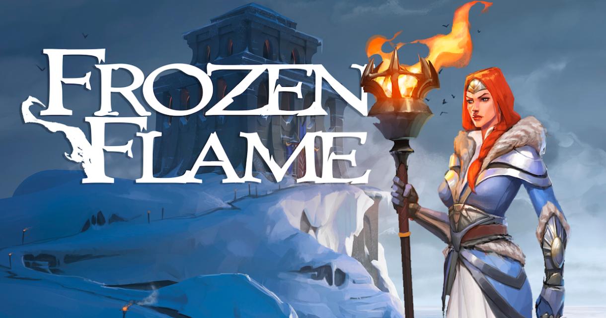 Frozen Flame: Procedural World Generation in UE4