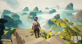 Descend: Complex Narrative Indie Game