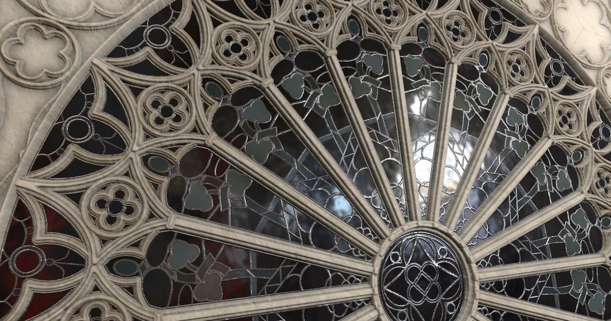 Creating Ornamental Shapes in Substance Designer