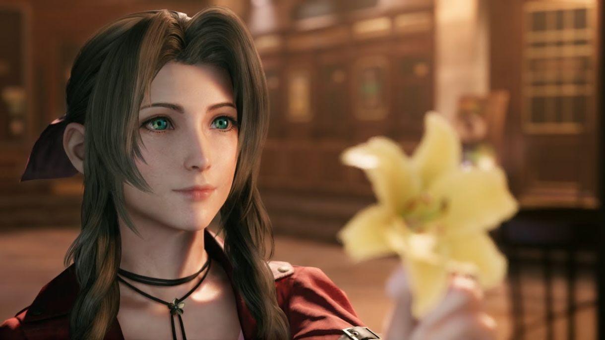 Final Fantasy VII Remake Trailer Released