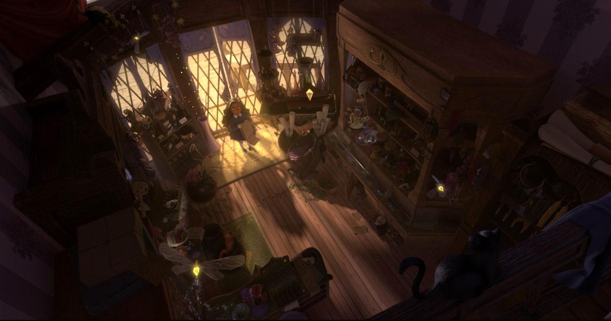 Creating Atmosphere in 3D Scenes