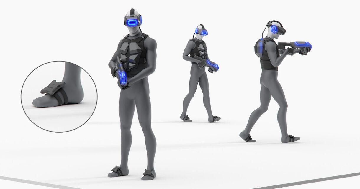 OptiTrack Delivers Missing Links for Arcade VR at SIGGRAPH